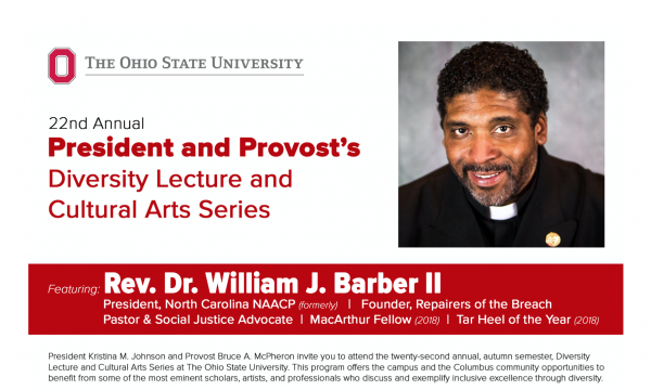 President and provost's diversity lecture and cultural arts series